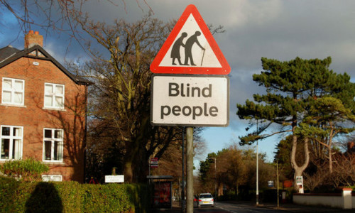 -Blind_people-_sign,_Belfast_-_geograph.org.uk_-_1620906