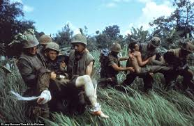 viet nam wounded
